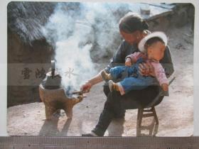 改革开放初期影展照片——农家——随拍