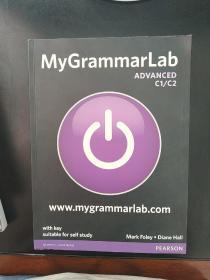 MyGrammarLab Advanced   C1/C2  【无字迹无勾画】