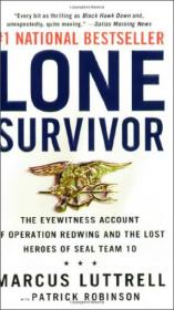 正版ye-9780316044691-Lone Survivor: The Eyewitness Account of Operation Redwing a