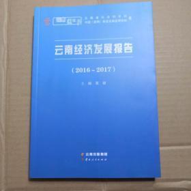 云南经济发展报告 2016~2017