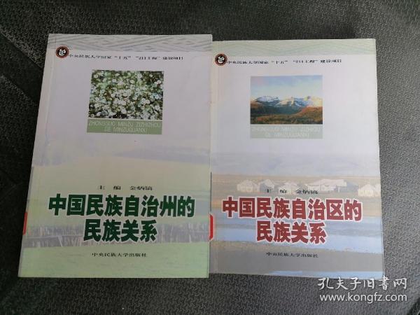 中国民族自治区的民族关系