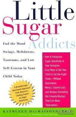 Little Sugar Addicts: End the Mood Swings, Meltd
