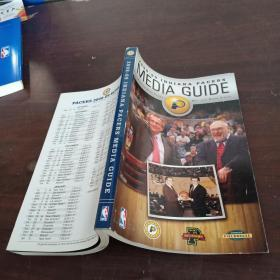 2008-09 INDIANA PACERS MEDIA GUIDE