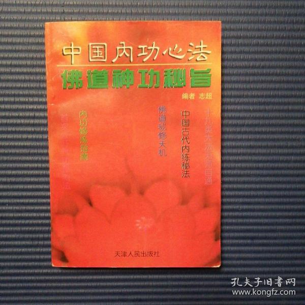 中国内功心法 佛道神功秘旨