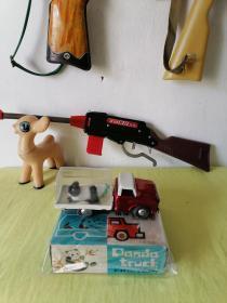 惯性熊猫车《铁皮玩具》