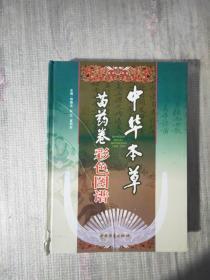 中华本草苗药卷彩色图谱