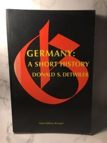 英文原版:Germany: A short history 第三版 修订本