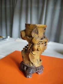 天然玉石雕刻摆件
