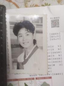 朝鲜族美女