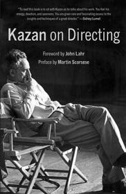 预售 英文预定 Kazan on Directing