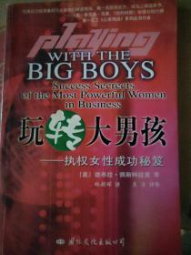 玩转大男孩——执权女性成功秘笈