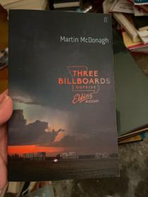 Martin McDonagh:Three Billboards Outside Ebbing, Missouri: The Screenplay 马丁·麦克唐纳:三块广告牌(英文原版剧本)