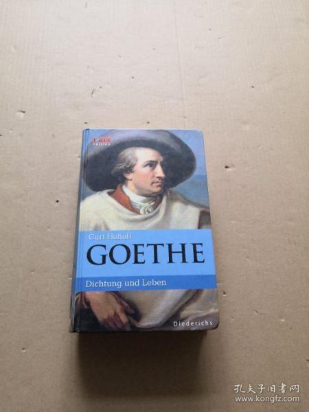 德语原版Curt Hohoff GOETHE
