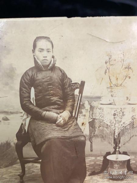 清代……类似小凤仙,照片9.5厘米