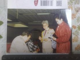 80年代老艺术家田华,陈述生活照
