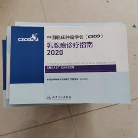 中国临床肿瘤学会(csco) 乳泉癌诊疗指南 2020