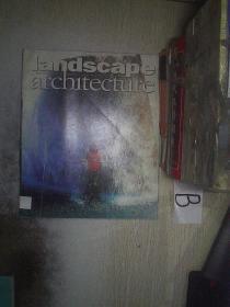 IANDSCAPE ARCHITECTURE 2008 6 (A01) ..