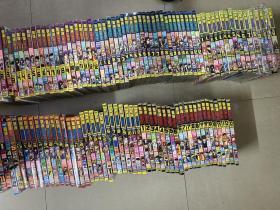 龙漫少年星期天2007-2014年 114册合售