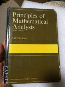 现货 Principles of Mathematical Analysis (Int'l Ed) (International Series in Pure & Applied Mathematics)   英文原版  数学分析原理:英文版 第3版   鲁丁 (Walter Rudin)