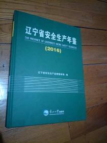 辽宁省安全生产年鉴 2016