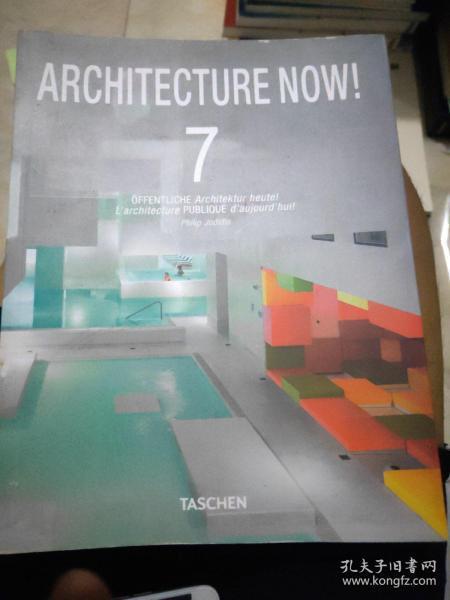 Public Architecture Now!7        J