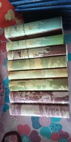 中国朝鲜族历史足迹丛书 1-8 全 8册 合售 【朝鲜文】精装 (除第三册封套有点裂口 其他 近全新)