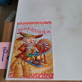 Rumpelstiltskin[英文绘本]