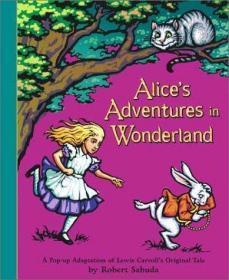 Alice's Adventures in Wonderland  爱丽丝漫游奇境记 英文原版