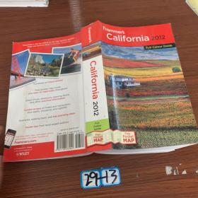 California 2012 (Frommers Full Colour Guide)[加利福尼亚]