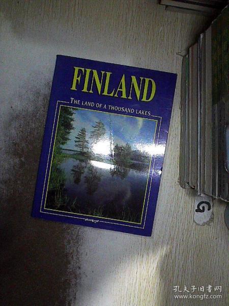 FINLAND THE LAND OF A ATHOUSAND LAKES 芬兰阿图桑湖之乡