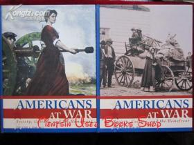 Americans at War: Society, Culture, and the Homefront(4 Volume Set)交战中的美国人:社会、文化和国土防线(全4卷集 英语原版 精装本)