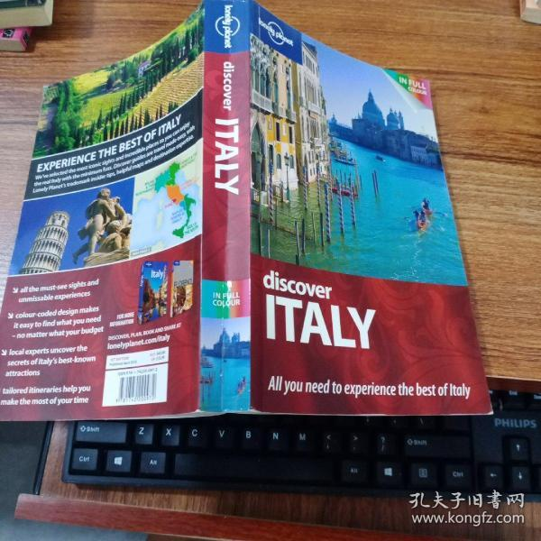 Lonely Planet: Discover Italy 孤独星球:发现意大利