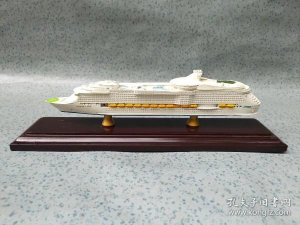 艦船模型 2 【底座29**7*1.5厘米】