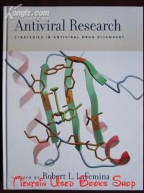 Antiviral Research: Strategies in Antiviral Drug Discovery(英语原版 精装本)抗病毒研究:抗病毒药物发现的策略