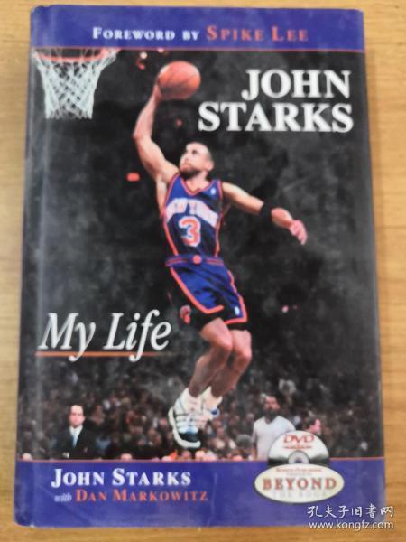 JOHN STARKS My Life(带光盘)