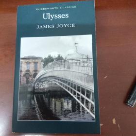 Ulysses (Wordsworth Classics) 尤利西斯英文