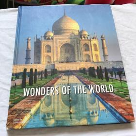 WONDERS OF THE WORLD(暇疵如图)