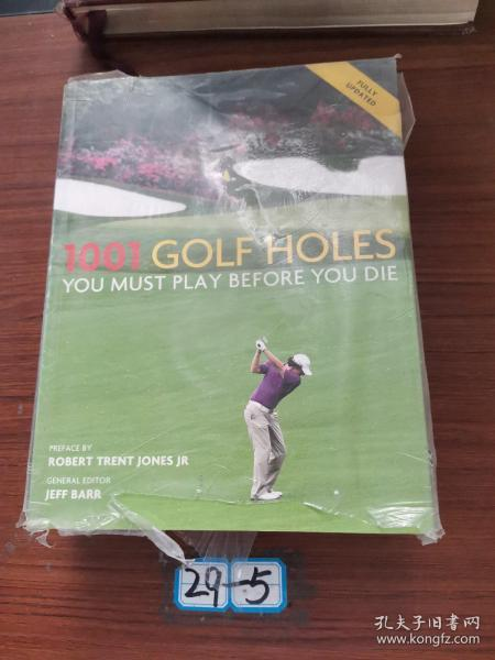 1001 Golf Holes You Must Play Before You Die[死前必玩的各种高尔夫]
