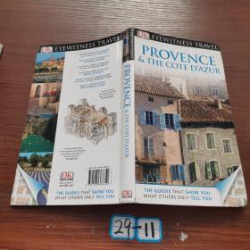 Provence & the Cote D'Azur (DK Eyewitness Travel Guide)
