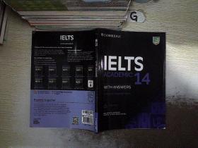 新东方剑桥雅思官方真题集14:学术类  IELTS 14 。。