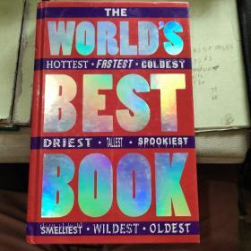 The World's Best Book 【英文原版】精装