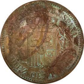 西班牙1877字银元银圆