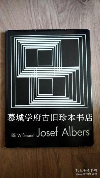 JÜRGEN WIßMANN: JOSEF ALBERS