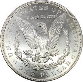 美利坚合众国1885银元银圆