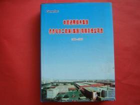 中国通用技术集团齐齐哈尔二机床(集团)有限责任公司志1986-2009包邮挂刷
