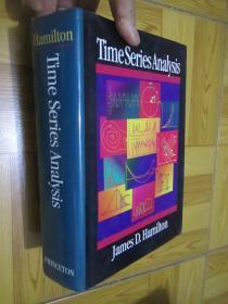Time Series Analysis  (16开,精装)