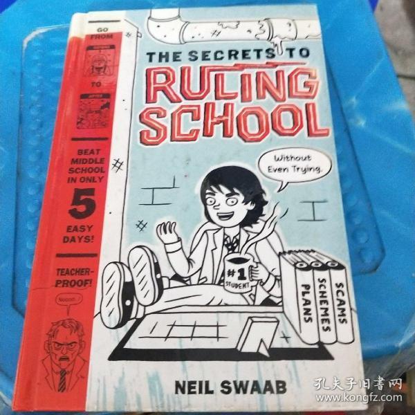 TheSecretsToRulingSchool(WithoutEvenTrying):Book1