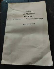 英文版:History of Algebraic Geometry 代数几何历史(译自法文)