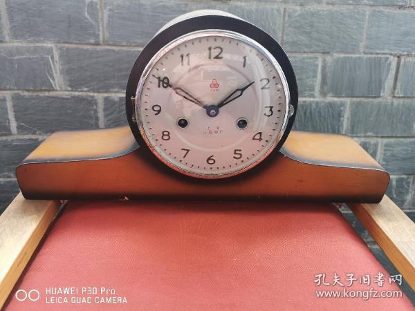 三五牌座钟(上海中国钟厂)
