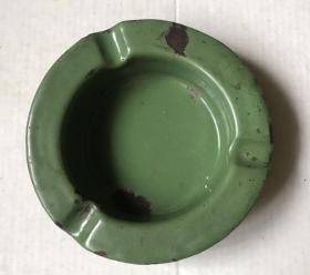 搪瓷烟灰缸